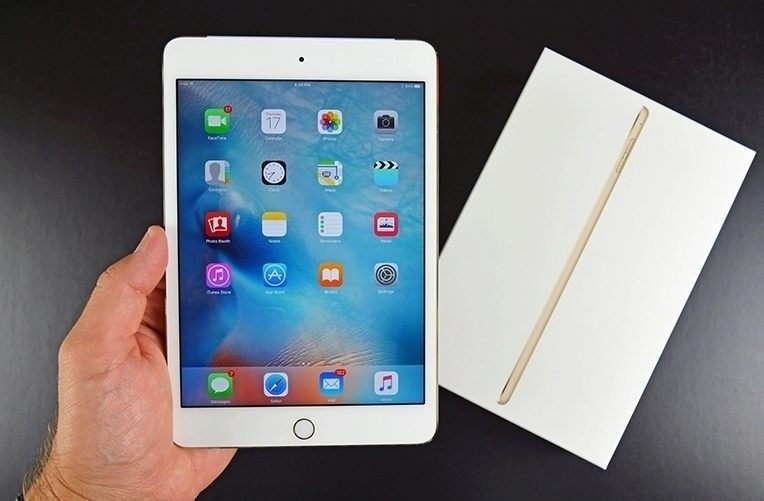 Apple iPad mini 4 soutěž