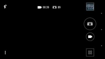 HTC Desire 620 -  aplikace fotoaparátu (2)