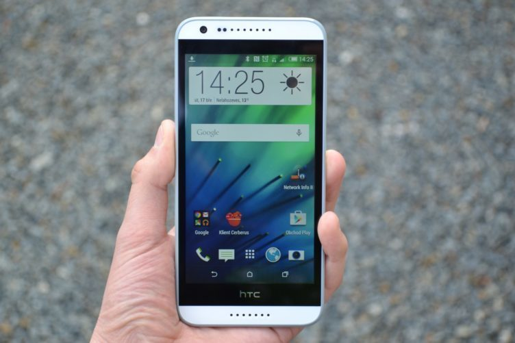HTC Desire 620 - displej (1)
