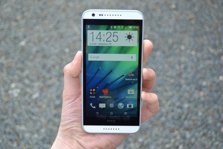 HTC Desire 620 - displej (2)