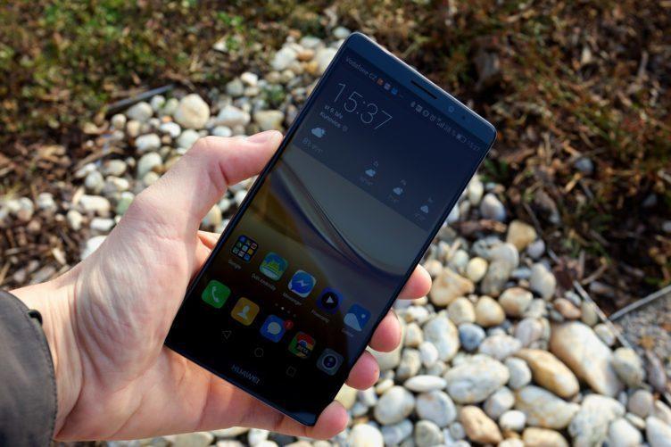 Huawei Mate 8 displej