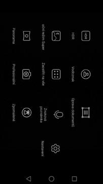 Huawei Mate 8 fotoaplikace 2