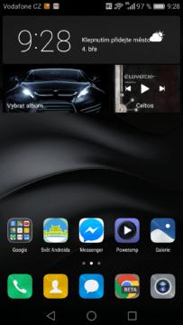 Huawei Mate 8 launcher