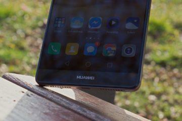 Huawei Mate 8 logo