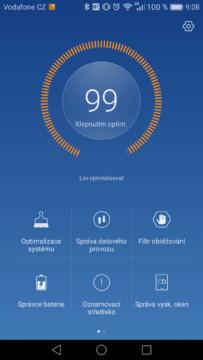 Huawei Mate 8 správce 1