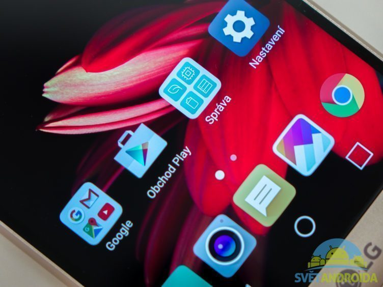 LG G5 - displej
