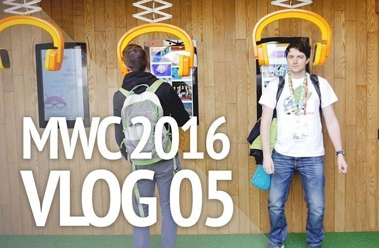 MWC 2016 – vlogy Svět Androida