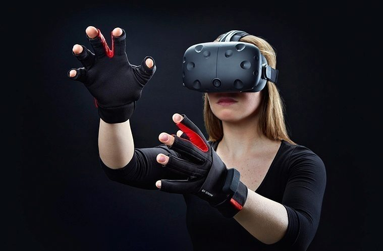 Manus VR – sci-fi realitou – hapticke rukavice – náhleďák