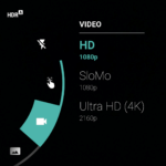 Motorola Moto X (2014) – aplikace fotoaparátu-2