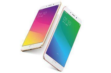 """Oppo R9 a R9 Plus se představují: Nabušené stylové smartphony pro """"selfíčkaře"""""""