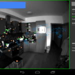 Project Tango - Explorer, zaměření místnosti 2