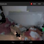 Project Tango - mapování místnosti 3