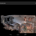 Project Tango - mapování místnosti 4