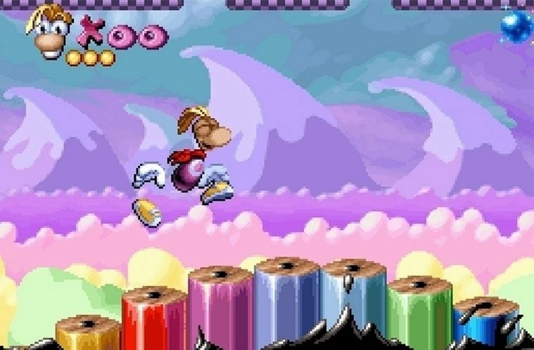 Rayman Classic – náhleďák