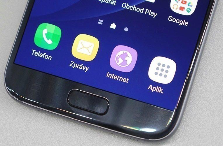 Samsung Galaxy S7 DPI