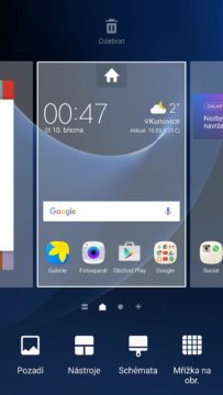 Samsung Galaxy S7 launcher 2