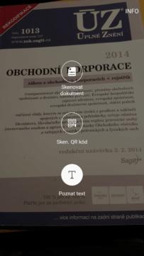 Samsung Galaxy S7 optická čtečka 1