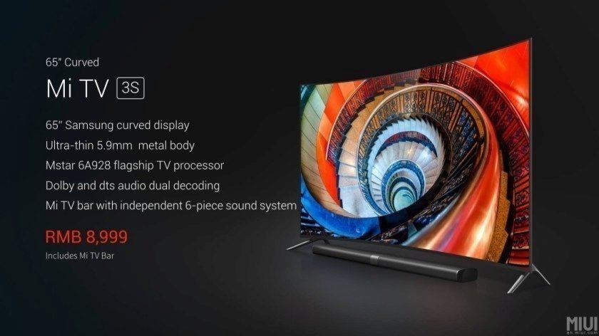 Xiaomi Mi TV 3S - 2