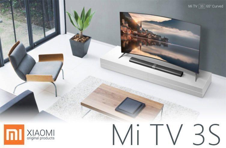 Xiaomi Mi TV 3S – náhleďák