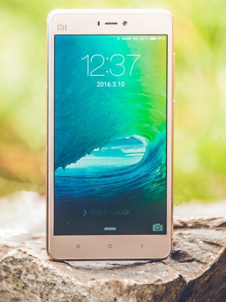 Xiaomi Mi4S - celkový pohed 1