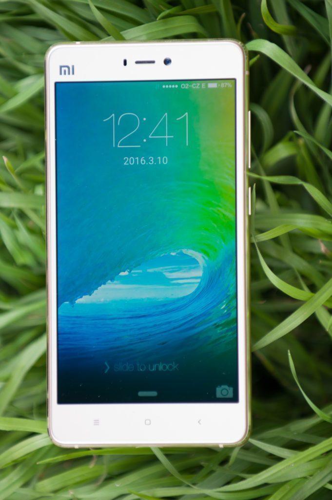 Xiaomi Mi4S - celkový pohled 2