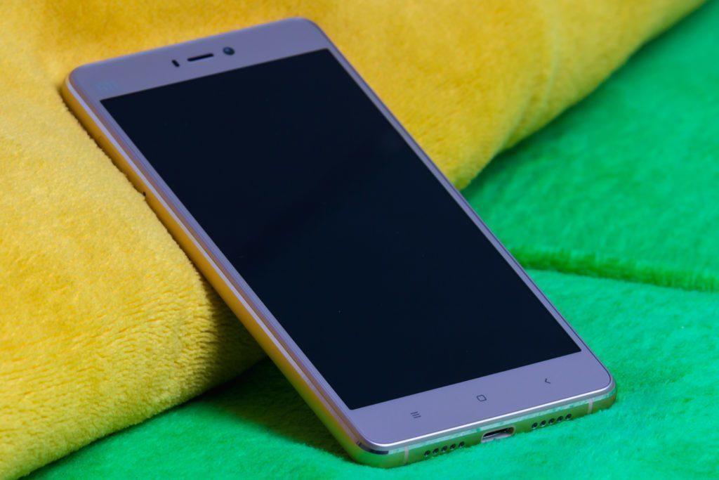 Xiaomi Mi4S - celkový pohled 3