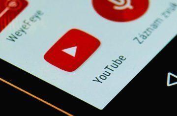 YouTube - náhleďák