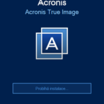 Instalace Acronis True Image Cloud na PC