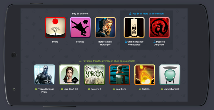 Humble Mobile Bundle