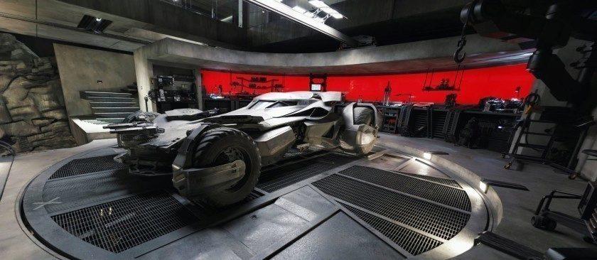 Google Mapy - Batmanova jeskytě