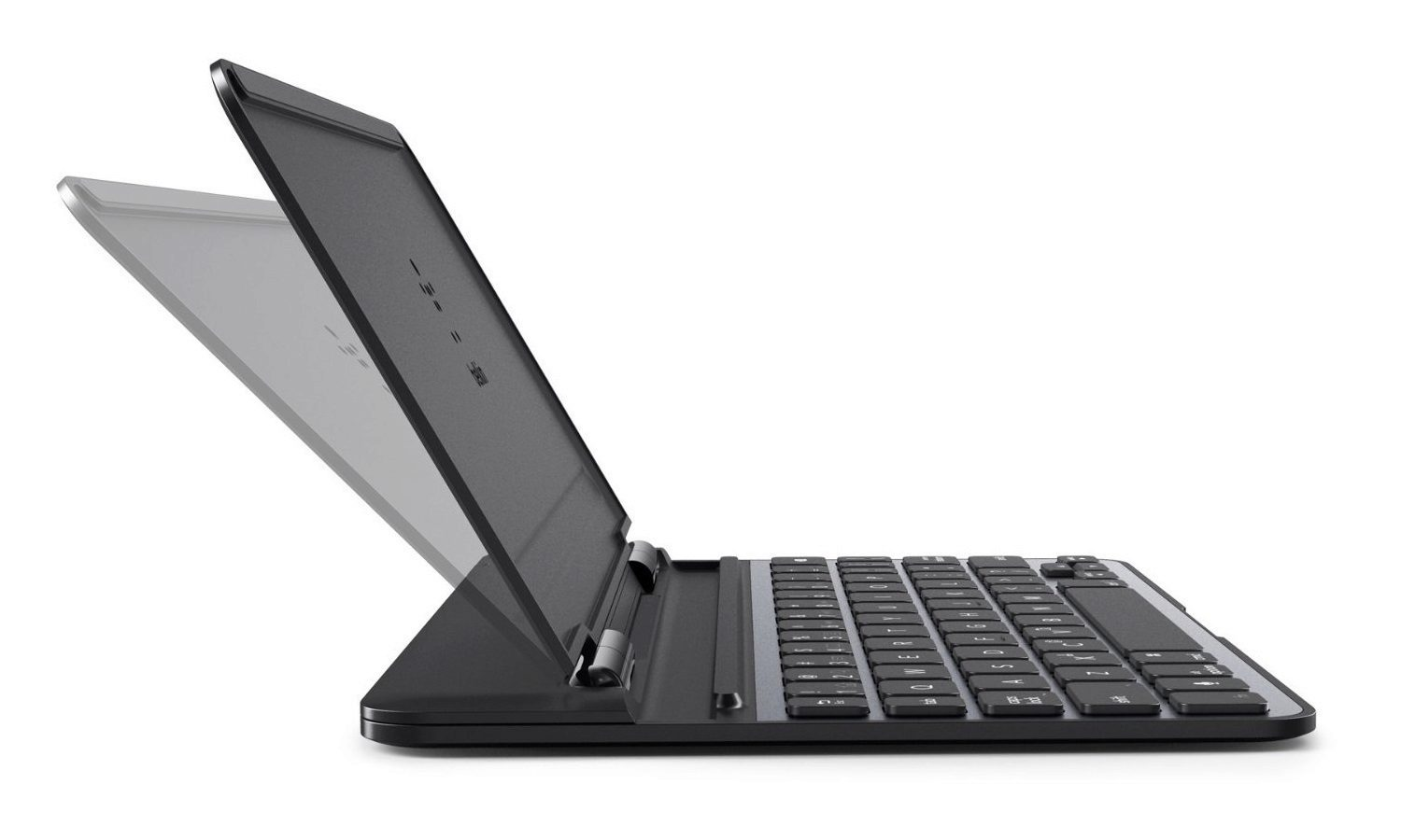 belkin Mobile Wireless Keyboard úhly náklonu