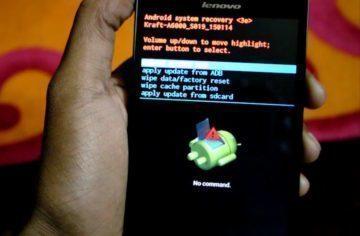 vymazat android paměť tovární nastavení factory reset