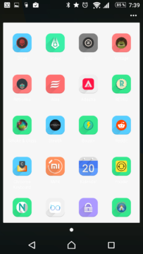 Vopor – Icon Pack