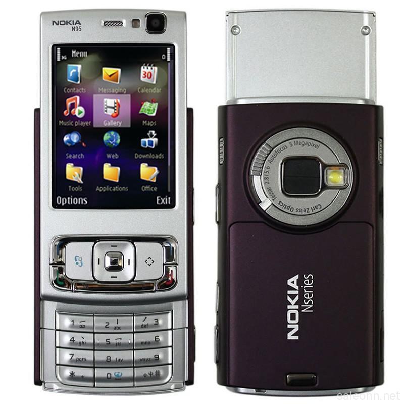 Legenda mezi fotomobily: Nokia N95