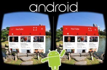 Android N pravděpodobně přinese nativní podporu virtuální reality
