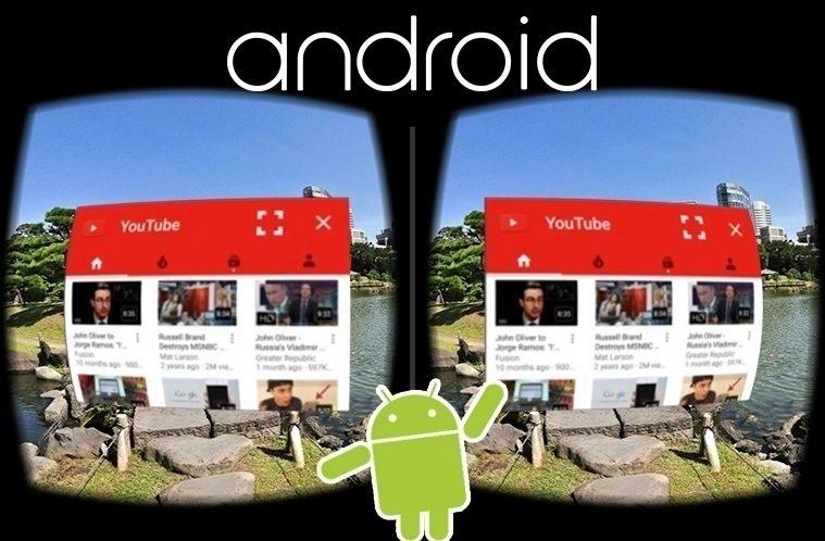 Android N – okna ve virtuální realitě