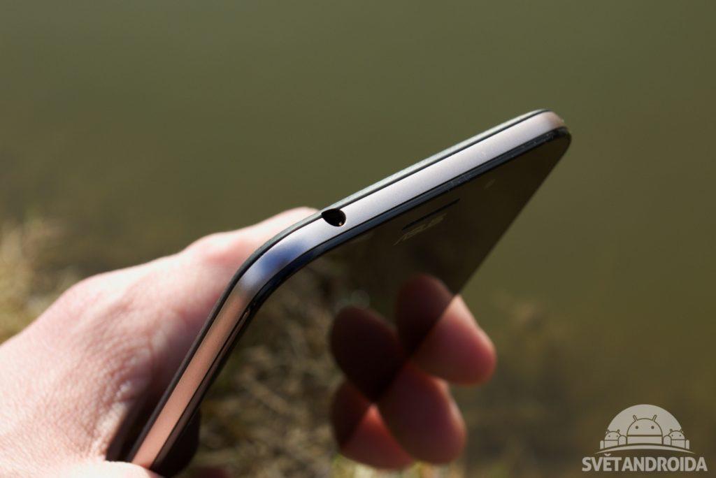 Asus Zenfone Max 3,5mm jack