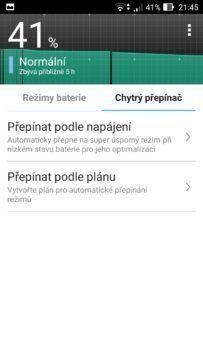 Asus Zenfone Max správce napájení 2