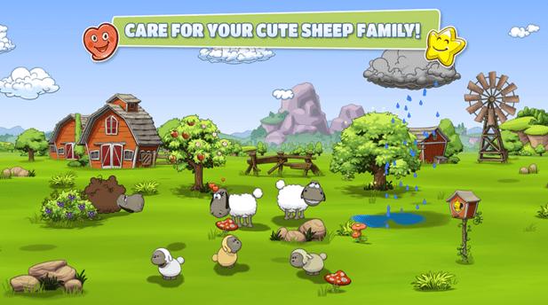 Cloads and Sheep 2