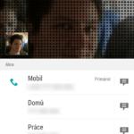 Dialer, kontakty a lidé (3)