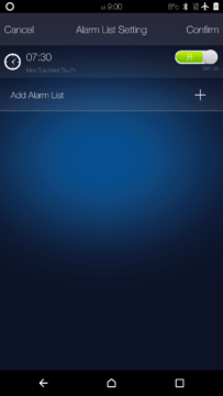 Elephone W2 – aplikace – nudíky