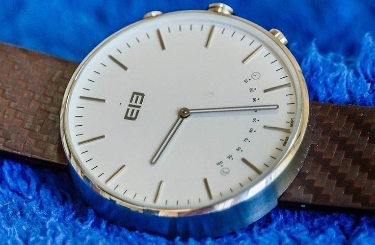 e90f920fe72 Elephone W2  Chytře hloupé hodinky