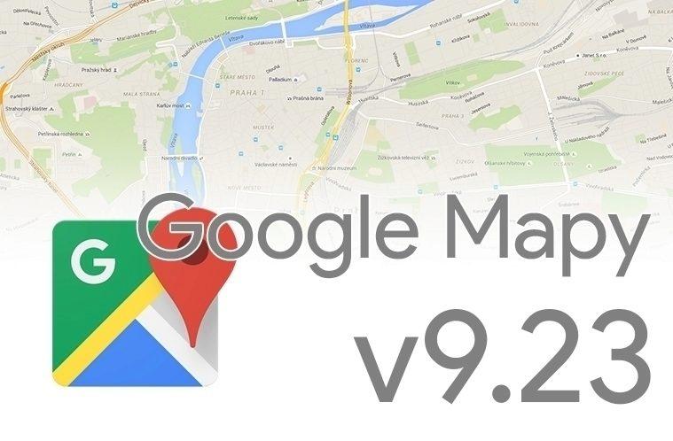 Google Mapy 9-23 – náheďák