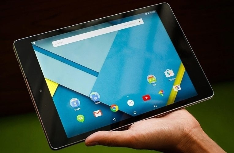 tablet Nexus 9