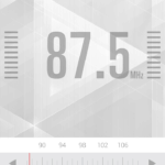 HTC Desire 820 –  FM rádio