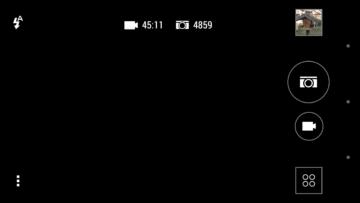 HTC Desire 820 -  aplikace fotoaparátu (2)
