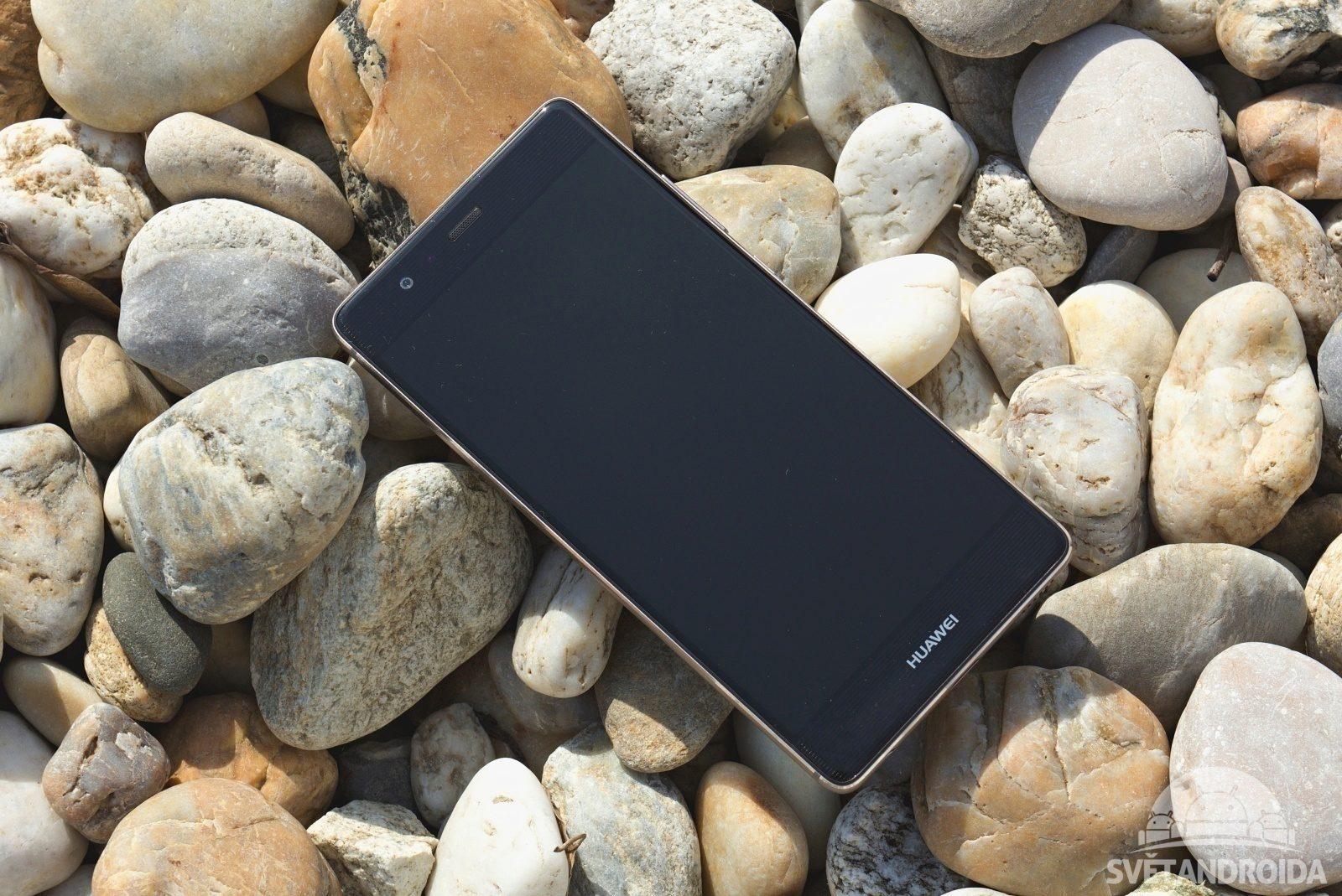 Huawei P9 čelní strana