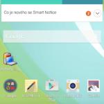 LG G Flex 2 – prostředí systému, domácí obrazovka 2