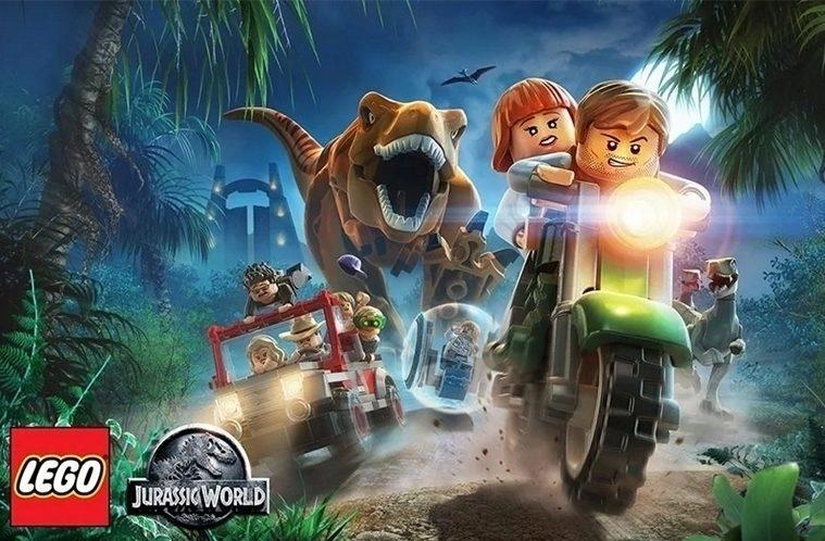 Lego – jurský svět
