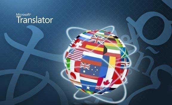 Microsoft překladač